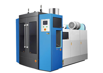 China 1-6 Cavity 300BPH Extrusion Molding Machine , D5L Automatic Molding Machine supplier