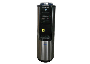 China Quick Heating Drinking Water Dispenser , Water Dispenser Machine With Piano Keyboard Taps supplier