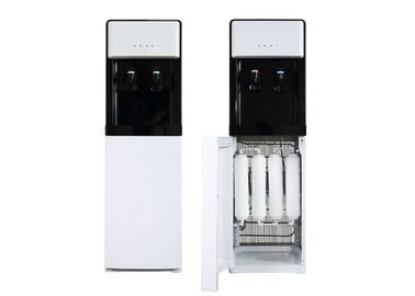 175L Series POU Water Dispenser , Hot And Cold Water Filter UF Filtration System