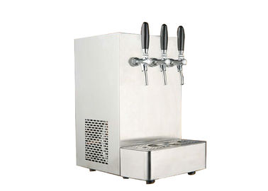 China Soda And Cold Drinking Water Dispenser Fountain S5/T Stainless Steel Desktop Cooler supplier
