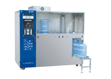 China Semi Auto All In One Water Bottling Line With Water Purifier / Filler / Capper factory
