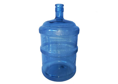 No Handle 5 Gallon PC Bottle For 5 Gallon Bottled Water Round Body Founded