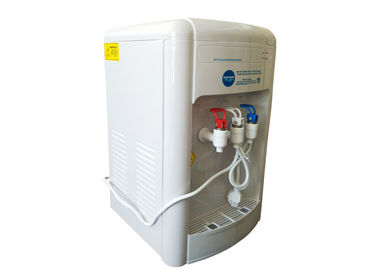 220V / 50Hz Hot Cold Filtered Water Dispenser With Cold - Roll Sheet Side Panel
