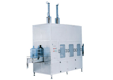 China 200-300 BPH 5 Gallon Water Bottling Line Inside And Outside Bottle Washing Available factory