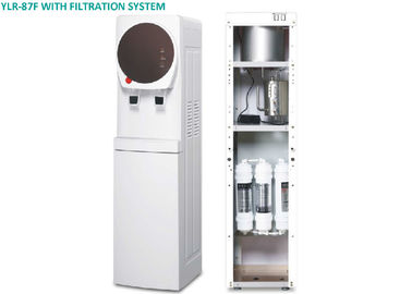 87serial Compressor Cooling Water Dispenser ; 5gallon Bottle or POU mode available; Desktop and Floor Standing